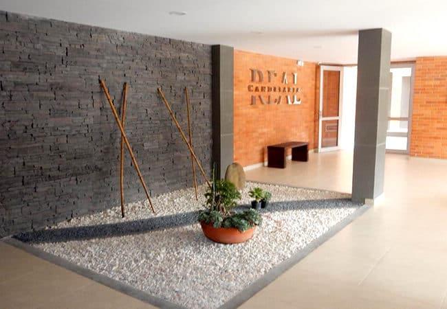 Apartamentos en Sogamoso - Lobby Candelaria Real