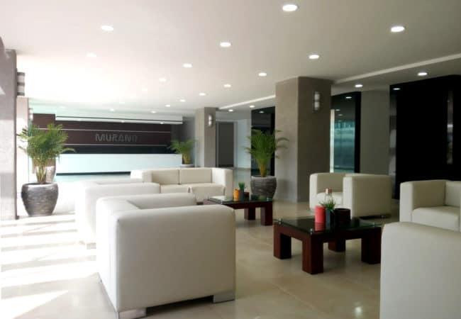 Lobby Murano - Apartamentos en Tunja