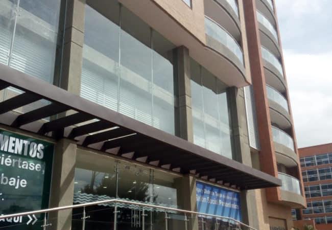 Fachada Murano - Apartamentos en Tunja