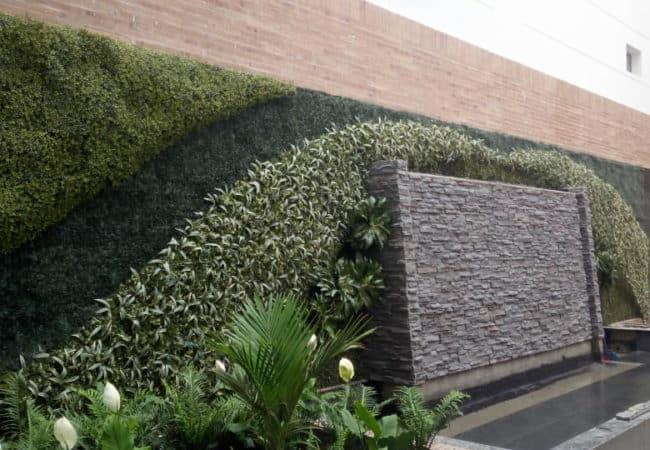 Muro Verde y Fuente Murano - Apartamentos en Tunja