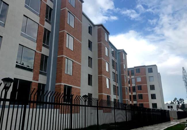 Apartamentos de Interés Social en Sogamoso - Candelaria Norte - Fachada