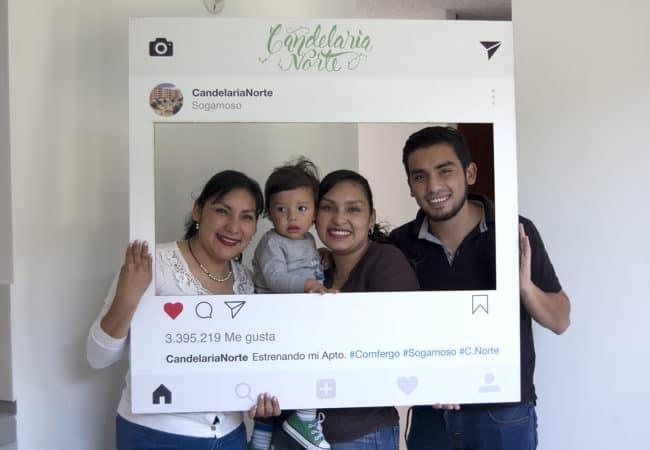 Apartamentos de Interés Social en Sogamoso - Candelaria Norte - Entregas