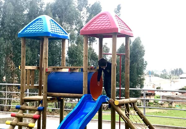 Apartamentos de Interés Social en Sogamoso - Candelaria Norte - Juegos Infantiles