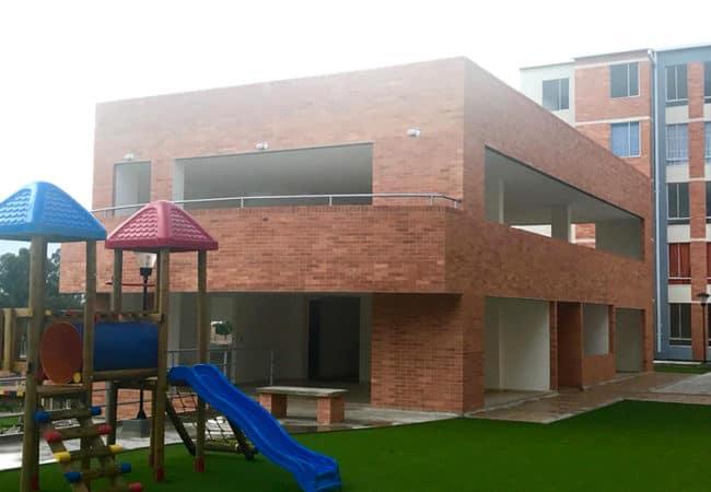 Apartamentos de Interés Social en Sogamoso - Candelaria Norte - Salón Social